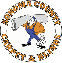 Sonoma Carpet & Blinds logo